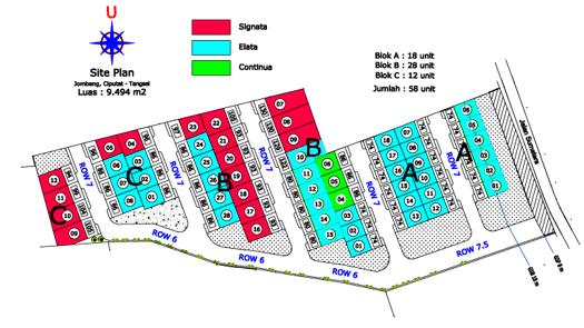Site Plan Maret 2019
